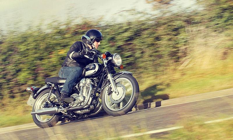 Foto Kawasaki W 800 2013 Dinamica