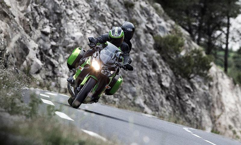 Foto Kawasaki Z 1000 SX 2013 Dinamica 5