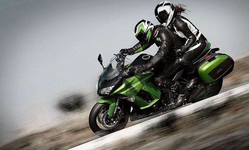 Foto Kawasaki Z 1000 SX 2013 Dinamica 7