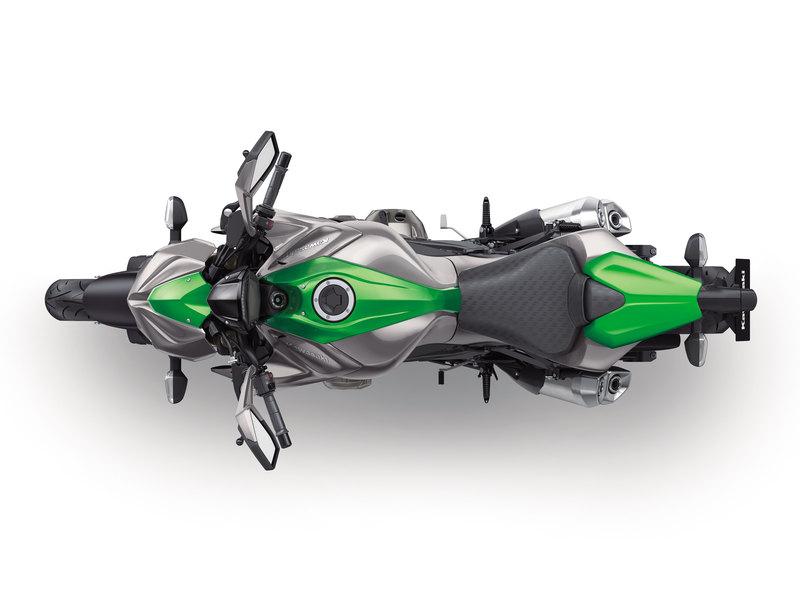 Foto Kawasaki Z 1000 2014 Detalles 1