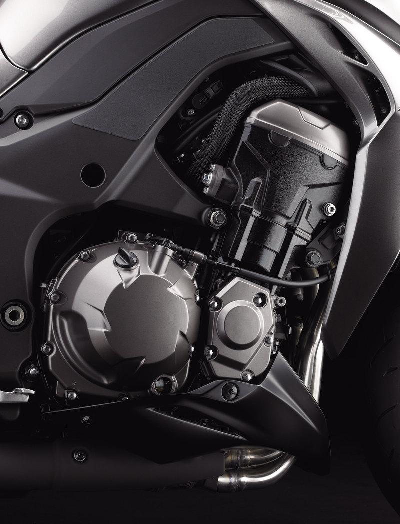 Foto Kawasaki Z 1000 2014 Detalles 2