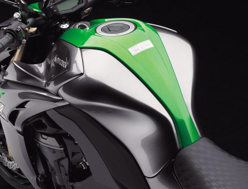 Foto Kawasaki Z 1000 2014 Detalles 5