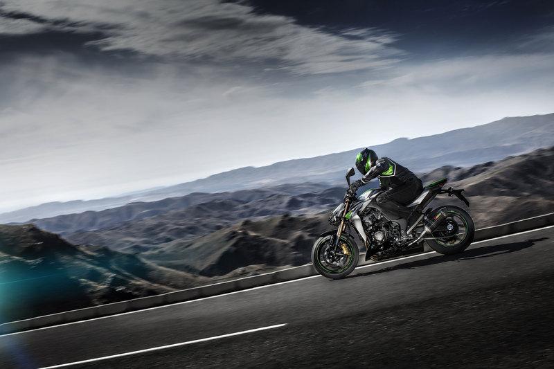 Foto Kawasaki Z 1000 2014 Dinamica 14