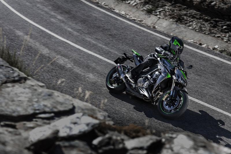 Foto Kawasaki Z 1000 2014 Dinamica 15