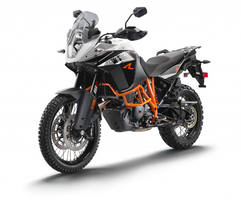 Foto KTM 1190 Adventure R 2015 Frontal Izquierdo Foto MitterbauerH 1