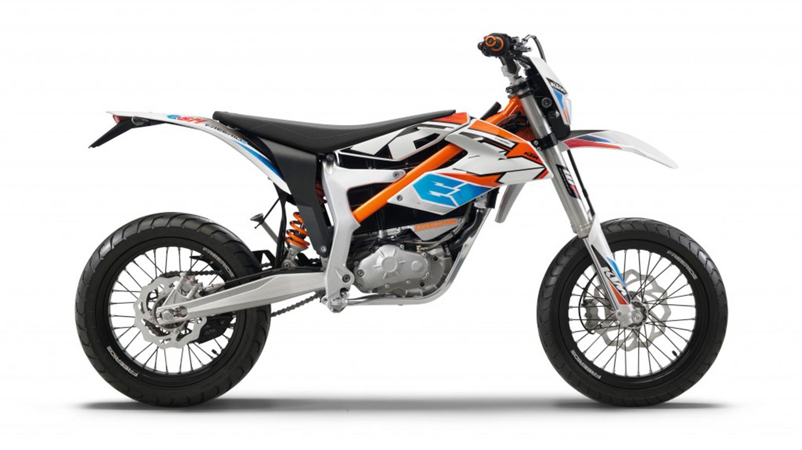 Ktm Freeride E Sm >> Motos eléctricas KTM.