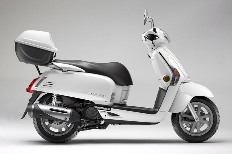Foto Kymco Like 50 125 2013 Lateral Derecho 28