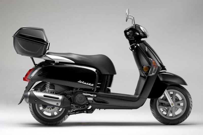 Foto Kymco Like 50 125 2013 Lateral Derecho 29