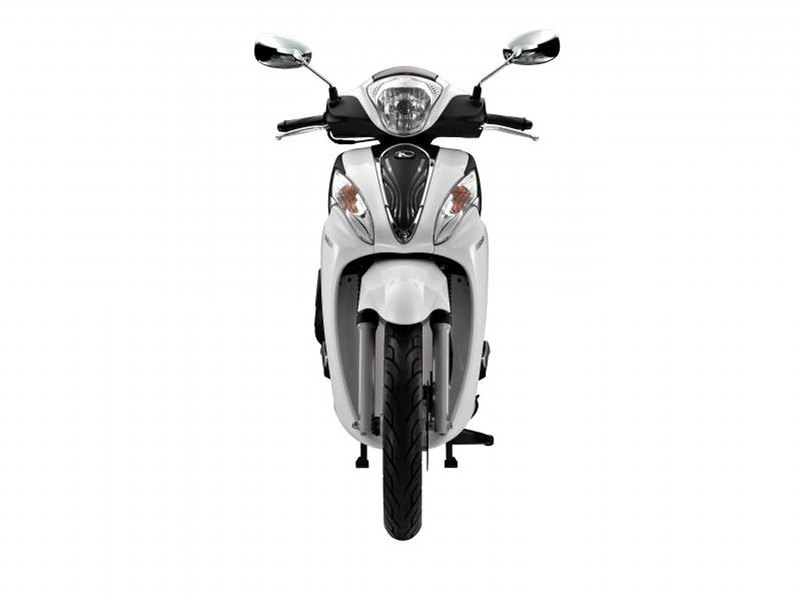 Foto Kymco People One 125i 2013 Frontal 13