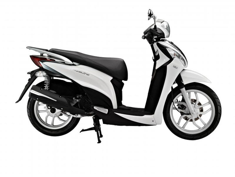 Foto Kymco People One 125i 2013 Lateral Derecho 14
