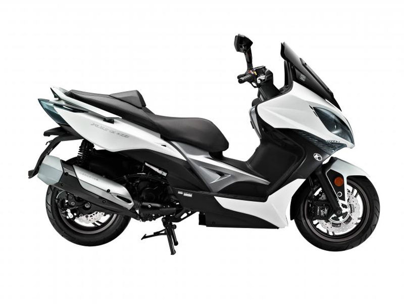 Foto Kymco Xciting 400i 2013 Lateral Derecho 7