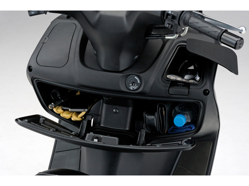 Foto Suzuki Burgman 125 ABS 2014 Detalles 11