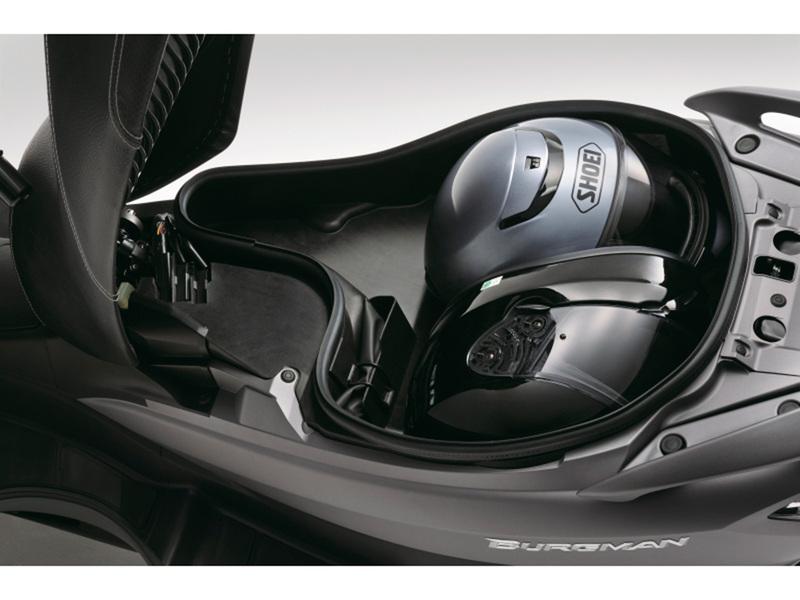 Foto Suzuki Burgman 125 ABS 2014 Detalles 6