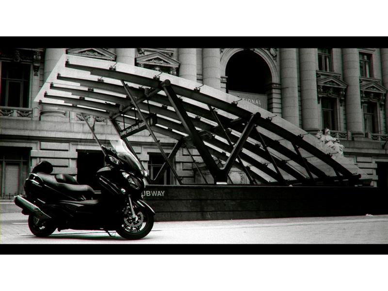 Foto Suzuki Burgman 650 Executive 2014 Exterior 55