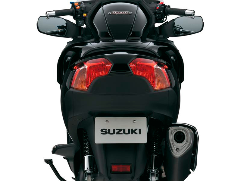 Foto Suzuki Burgman 650 Executive 2014 Trasera 87