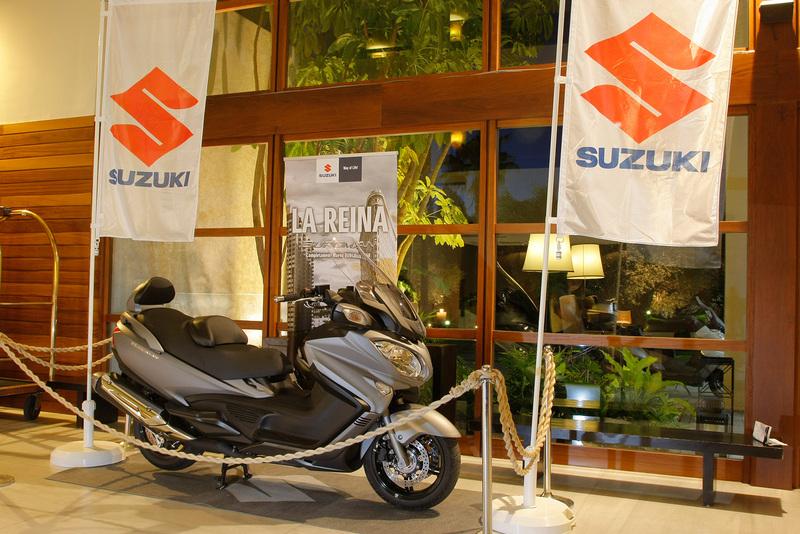 Foto Suzuki Burgman 650 2014 Exterior 92