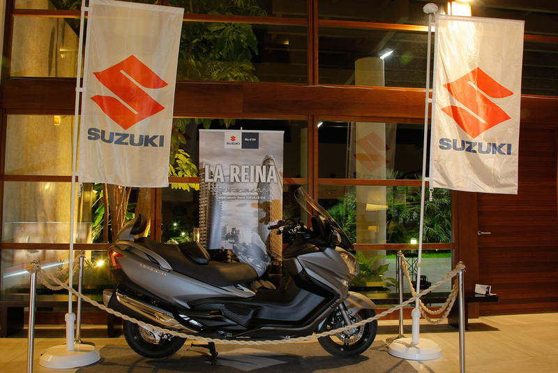 Foto Suzuki Burgman 650 2014 Exterior 95