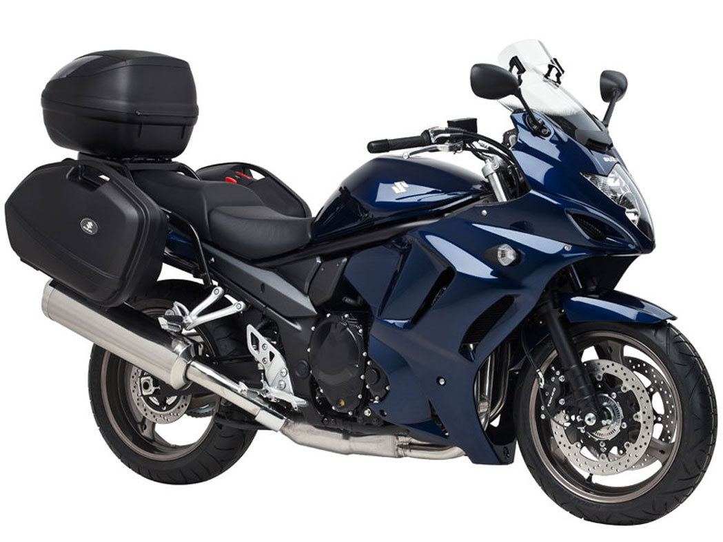 foto suzuki gsx 1250 fa touring 2013 frontal derecho. Black Bedroom Furniture Sets. Home Design Ideas