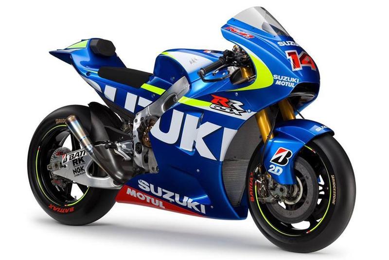 Foto Suzuki GSX RR MotoGP 2015 2