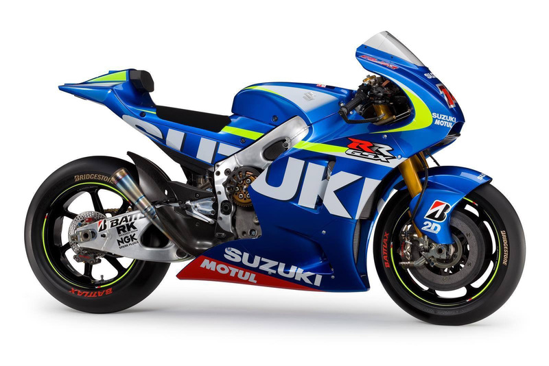Foto Suzuki GSX RR MotoGP 2015 3