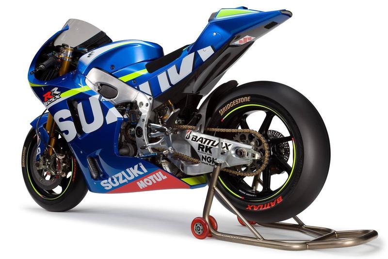 Foto Suzuki GSX RR MotoGP 2015 4