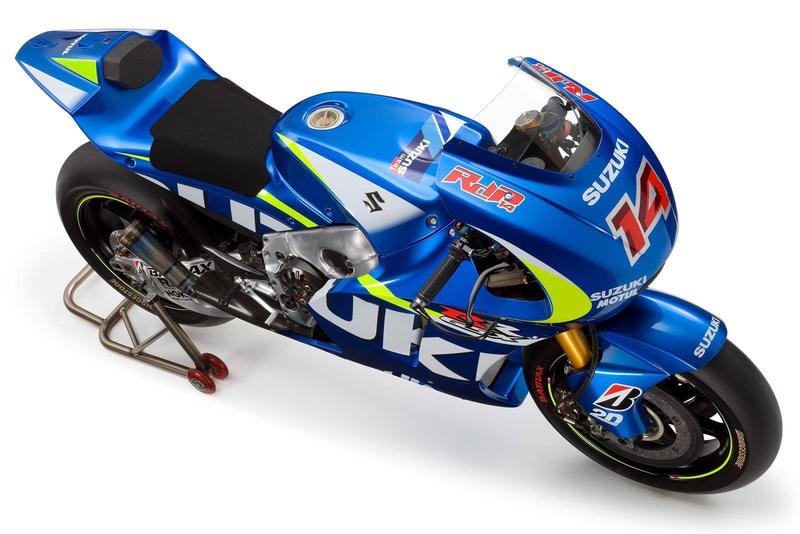 Foto Suzuki GSX RR MotoGP 2015 5