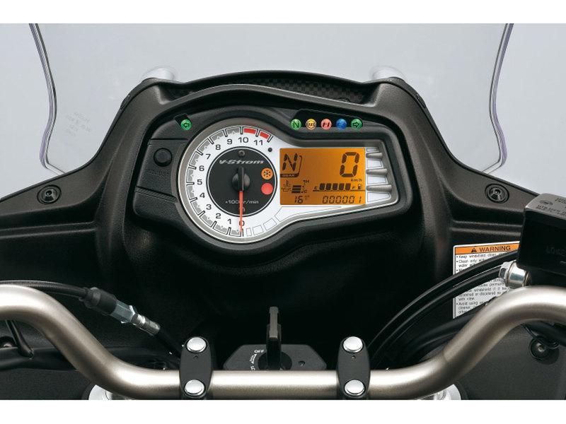 Foto Suzuki DL 650 V STROM 2013 Detalles 33