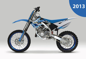 tm-racing mx-80-85-100-junior 2013