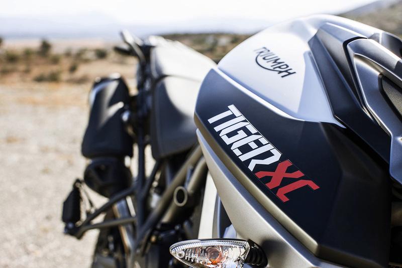 Foto Triumph Tiger XC 2015 Exterior 4