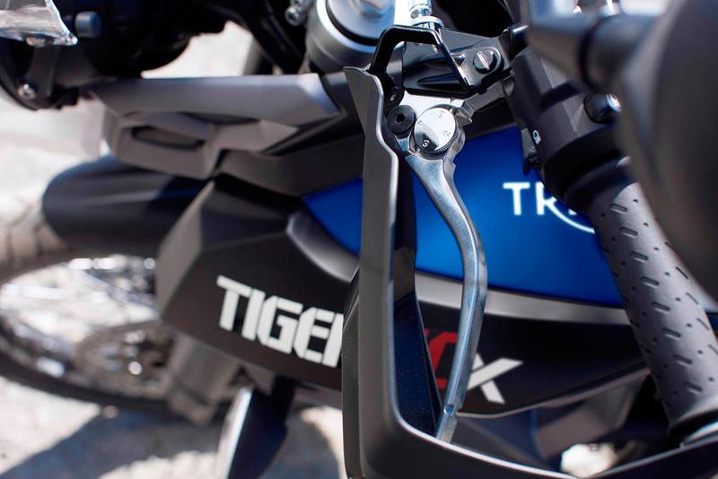 Foto Triumph Tiger XCX 2015 Detalles 3
