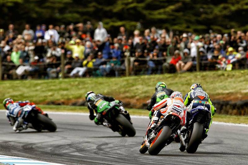 Foto MotoGP GPAustralia 2014