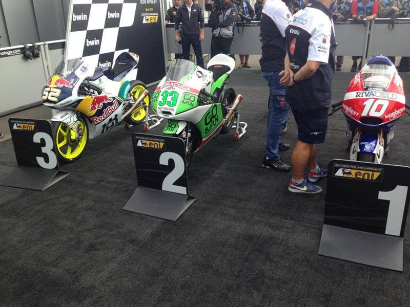 Foto Moto3 PC GPRCheca 2014