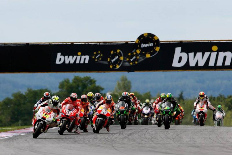 Foto MotoGP GPRCheca 2014 1