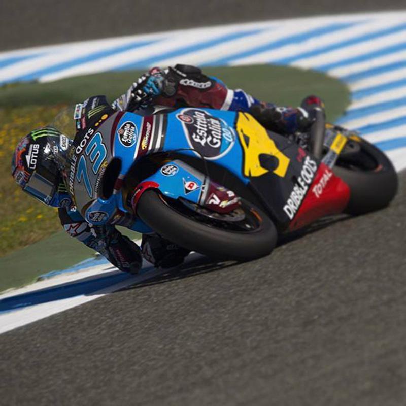 Foto Alex Marquez GP Espana Jerez 2015 2