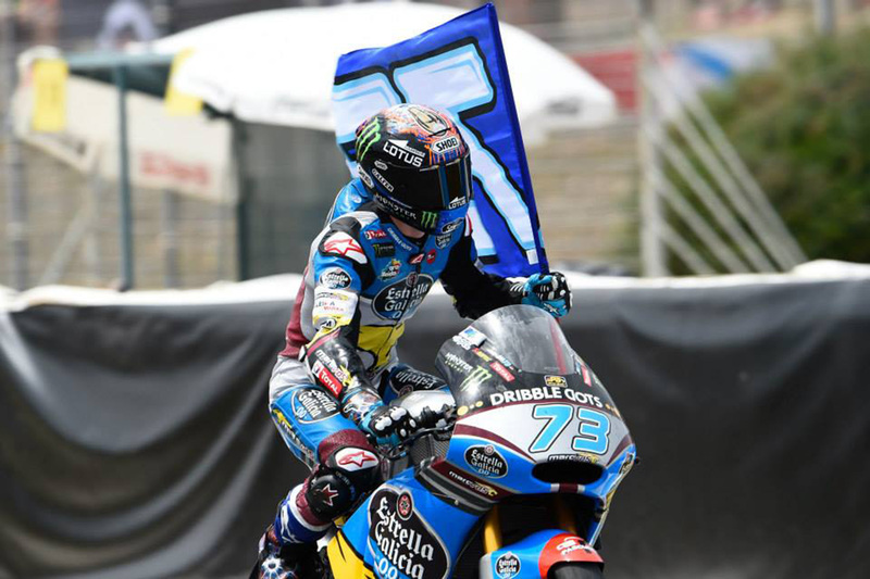Foto Alex Marquez GP Espana Jerez 2015 3