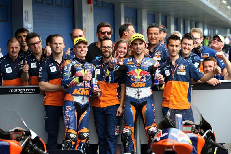 Foto Binder Oliveira GP Espana Jerez 2015 2