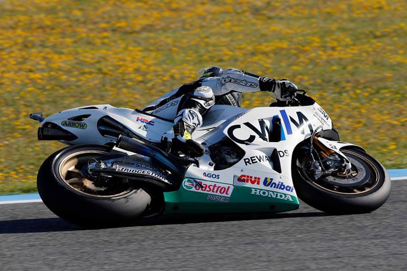 Foto Crutchlow GP Espana Jerez 2015 2