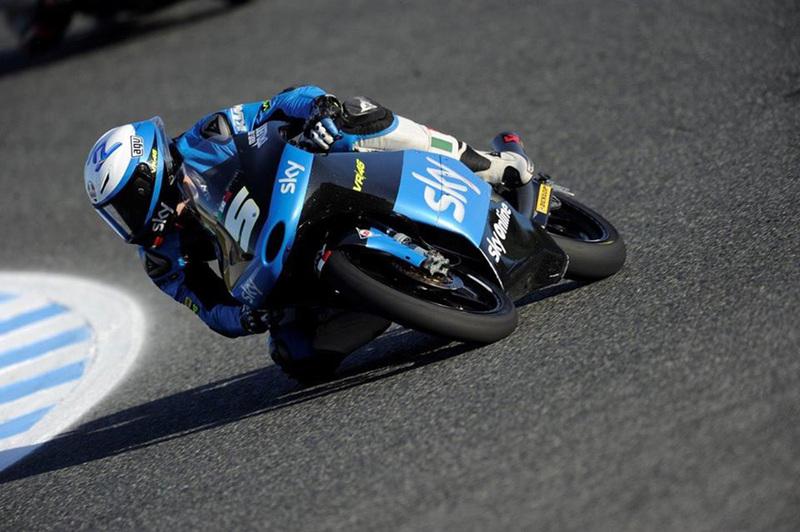Foto Fenati GP Espana Jerez 2015 1