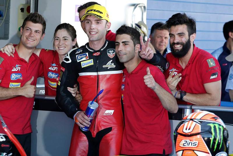 Foto Folger GP Espana Jerez 2015 1