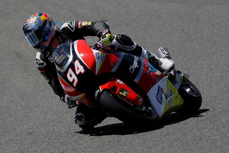 Foto Folger GP Espana Jerez 2015 2