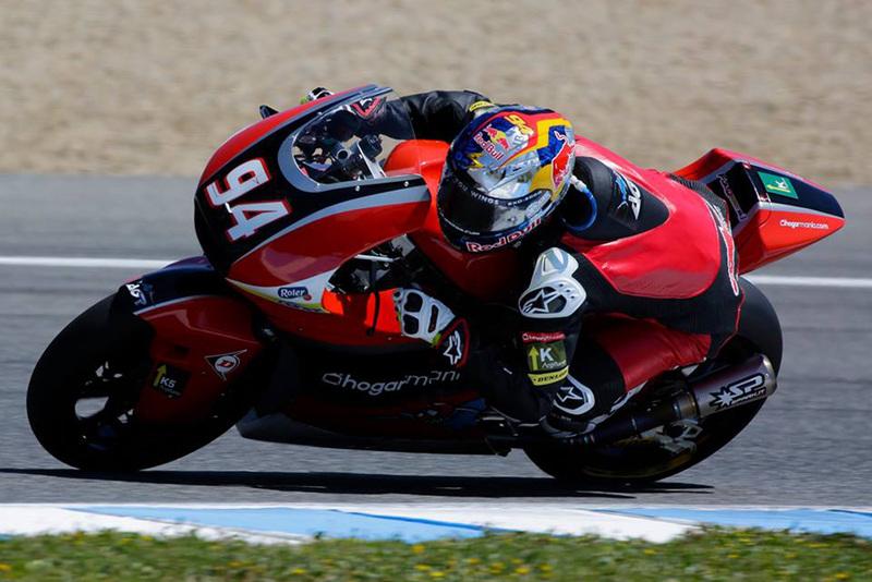 Foto Folger GP Espana Jerez 2015 3