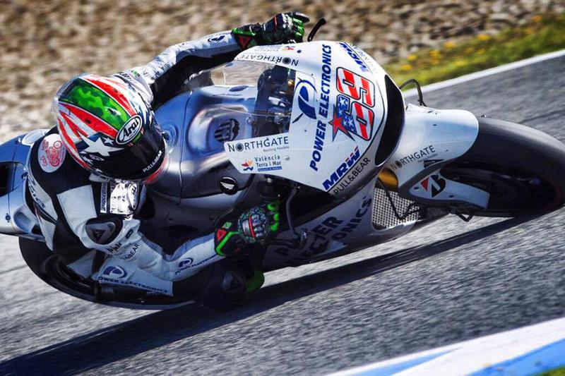 Foto Hayden GP Espana Jerez 2015 2