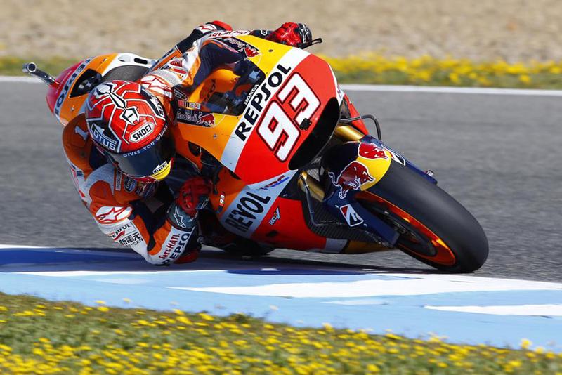 Foto Marquez GP Espana Jerez 2015 2