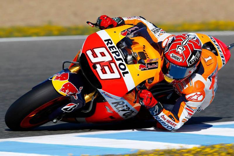 Foto Marquez GP Espana Jerez 2015 4