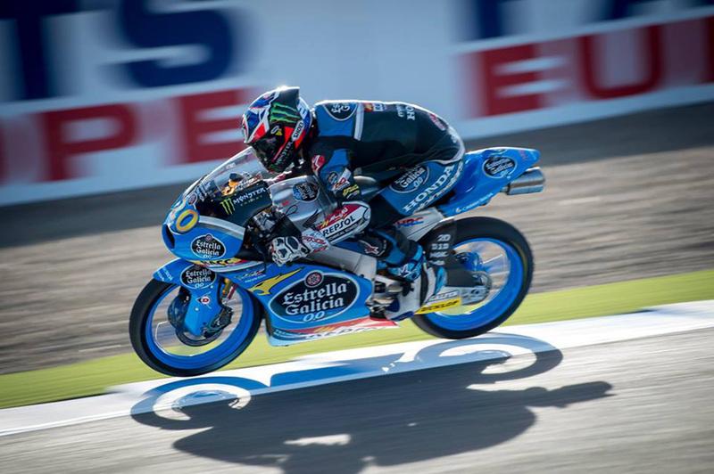 Foto Quartararo GP Espana Jerez 2015 3