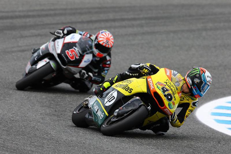 Foto Rins Zarco GP Espana Jerez 2015 1