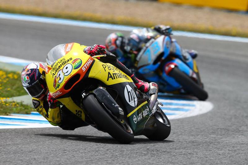 Foto Salom AMarquez GP Espana Jerez 2015 2