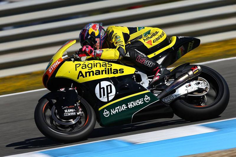 Foto Salom GP Espana Jerez 2015 1