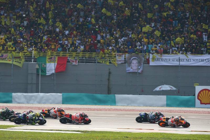 Foto MotoGP GPMalasia 2014 1