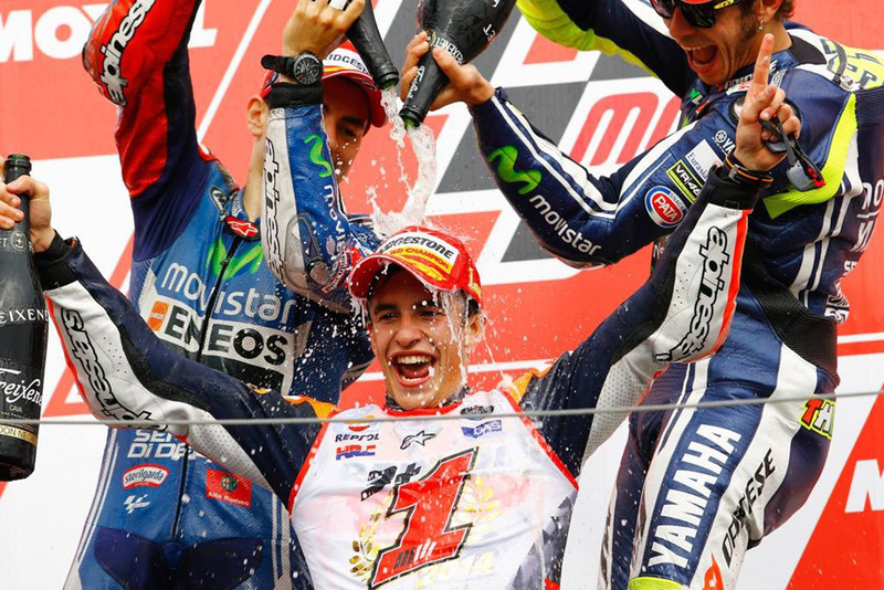 Foto Podio MotoGP GPJapon 2014 2